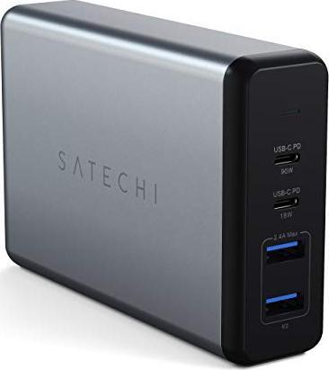 Satechi 108W Pro USB-C PD Desktop Charger (ST-TC108WM) -- via Amazon Partnerprogramm