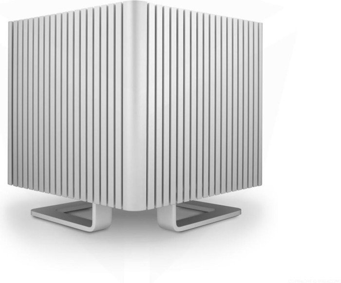 Streacom DB4 Fanless Bi-Symmetrical silber, Mini-ITX (ST-DB4-SILVER)