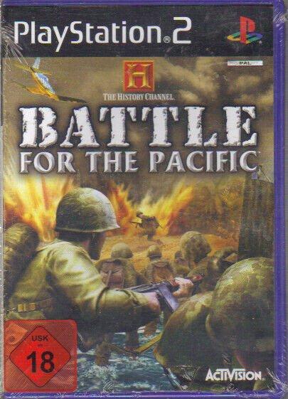 The History Channel: Battle for the Pacific (deutsch) (PS2) -- via Amazon Partnerprogramm