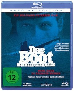 Das Boot (Special Editions) (Blu-ray)