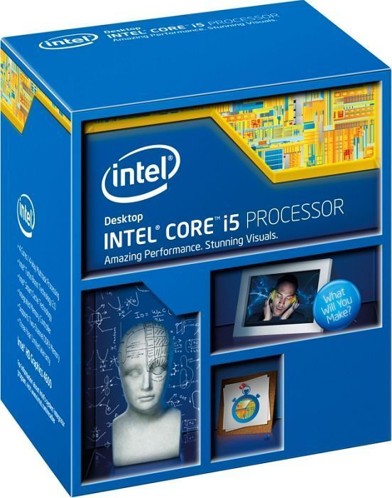 Intel Core i5-4440, 4x 3.10GHz, boxed (BX80646I54440)
