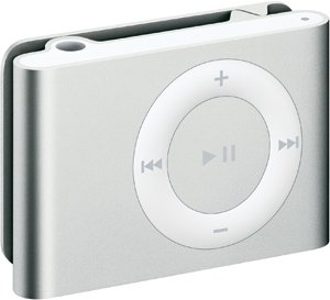 Apple iPod shuffle 1GB silver (2G) (MA564*/A) (09/2006)