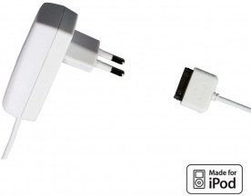 Logic3 AC adapter for iPod (MIP140B)
