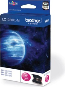 Brother Tinte LC1280XLM magenta