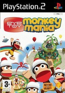 EyeToy: Monkey Mania Bundle PS2) (96553 50)