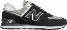 New Balance 574 schwarz/weiß (Herren) (ML574SSN)