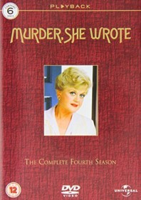 Murder, She Wrote Season 4 (UK)
