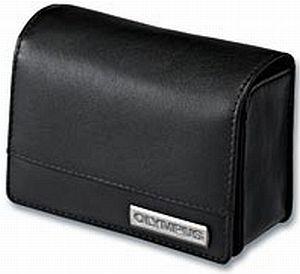 Olympus leather case µ 9000 (E0413477)