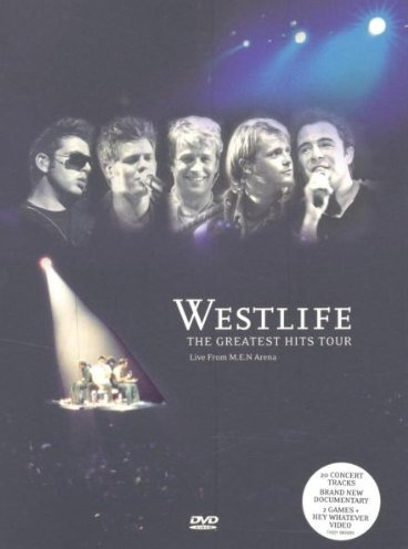 Westlife - Live 2003 -- via Amazon Partnerprogramm