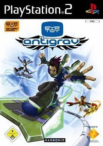 EyeToy: Antigrav - only software (German) (PS2) (96608 59)