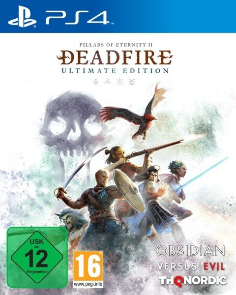 Pillars of Eternity II: Deadfire - Ultimate Edition (PS4)