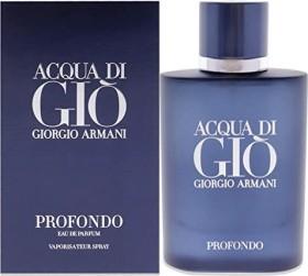 Giorgio Armani Acqua di Gio Homme Profondo Eau De Parfum, 75ml