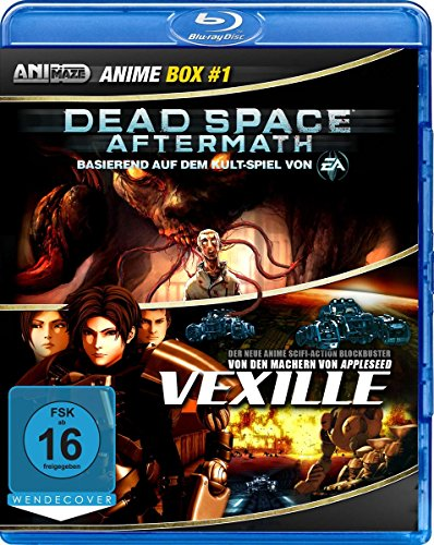 Vexille (Blu-ray) -- via Amazon Partnerprogramm