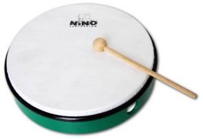 Nino NINO4GR grün ABS Handtrommel