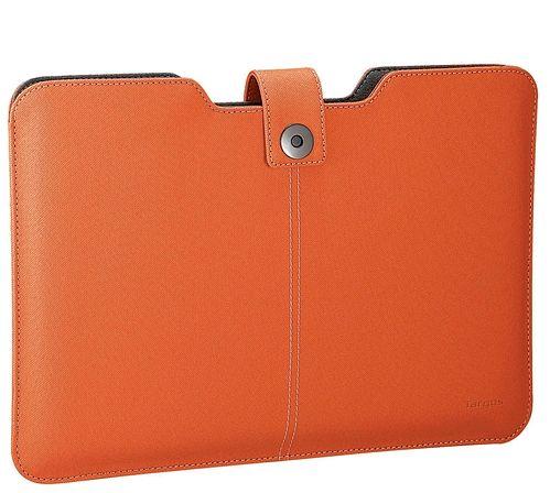 "Targus MacBook Hülle Twill 13.3"" orange (TBS60902EU)"