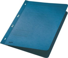 Leitz Ösenhefter A4, voller Vorderdeckel, blau, 50er-Pack (37420035#50)