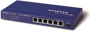 Netgear DS106 Dual Speed Hub