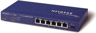 Netgear DS106 Dual Speed hub