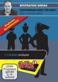 Chessbase Efstratios Grivas: Expertenwissen step for step - Band 4: Endspielzauber (German) (PC)