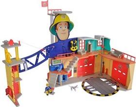 Simba Toys Feuerwehrmann Sam Mega-Feuerwehrstation XXL (109251059)