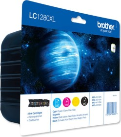 Brother Tinte LC1280XL Value Pack (LC1280XLVALBPDR)