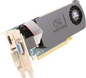 Sapphire Radeon HD 6670 low profile, 1GB GDDR5, VGA, DVI, HDMI, lite retail (11192-18-20G)