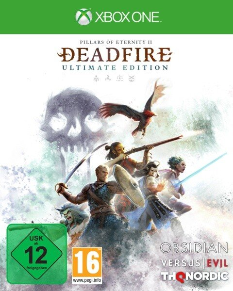 Pillars of Eternity II: Deadfire - Ultimate Edition (Xbox One)