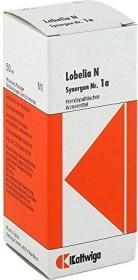 Synergon Nr. 1a Lobelia N Tropfen, 50ml