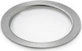 Naber Riflett 1 LED 3000K Einbauleuchte ohne Schalter edelstahl (7064034)