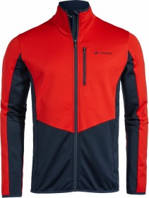 VauDe Back Bowl Fleece FZ Jacke mars red (Herren) (41204-994)
