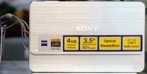 Sony Cyber-shot DSC-T700 silver -- © bepixelung.org