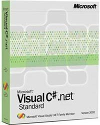 Microsoft: Visual C#.net Standard (English) (PC) (G78-00028)