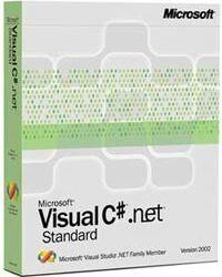 Microsoft: Visual C#.net Standard (angielski) (PC) (G78-00028)