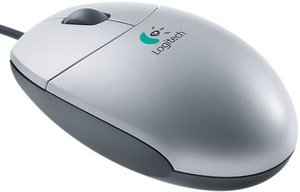Logitech Mini Optical Mouse, USB (930732-0914)