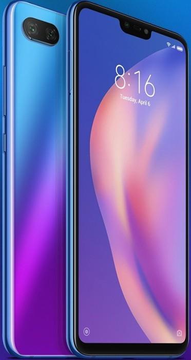 Xiaomi Mi 8 Lite 64GB blau