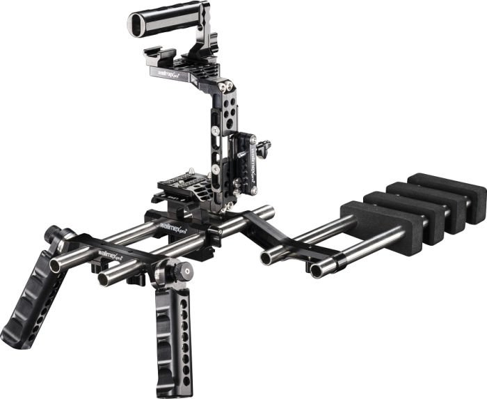 Walimex Pro Aptaris universal Canon 5D MK II/III Action set (20054)