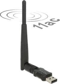 DeLOCK dual band WLAN 802.11ac Stick, 2.4GHz/5GHz WLAN, USB-A 2.0 [plug] (12462)
