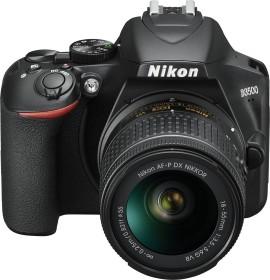Nikon D3500 schwarz mit Objektiv Fremdhersteller