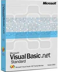 Microsoft: Visual Basic.net Standard (angielski) (PC) (046-00787)