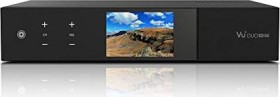 VU+ Duo 4K SE, 1x DVB-T2 Dual, festplattenvorbereitet