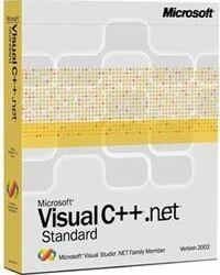 Microsoft: Visual C++.net Standard (PC) (254-00178)