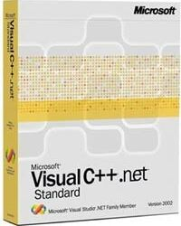 Microsoft Visual C++.net Standard (English) (PC) (254-00187)