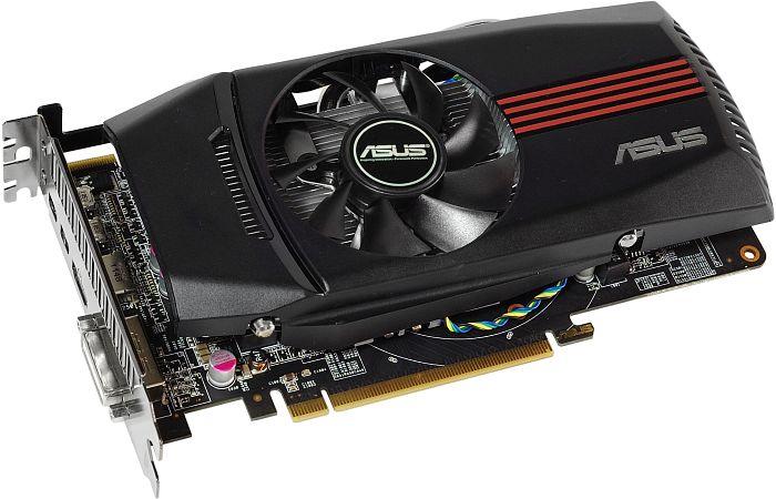 ASUS HD7770-DC 1GD5 DirectCU, Radeon HD 7770 GHz Edition, 1GB GDDR5, DVI, HDMI, 2x mini DisplayPort (90-C1CRP0-L0UAY0BZ)
