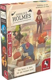 Spiele-Comic Krimi: Sherlock Holmes - Die Nachwuchs-Investigatoren