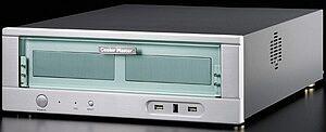 Cooler Master ATC-600, Alu (versch. Farben, versch. Netzteile)