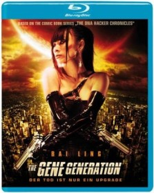 The Gene Generation (Blu-ray)