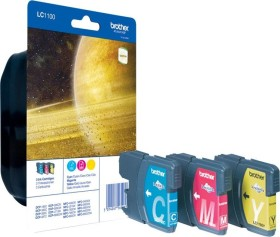 Brother Tinte LC1100R Rainbow Pack (LC1100RBWBPDR)