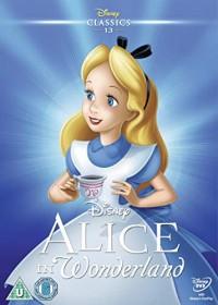 Alice In Wonderland (Special Editions) (DVD) (UK)
