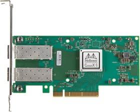 NVIDIA Mellanox ConnectX-5 EN 25G, UEFI enabled, 2x SFP28, PCIe 3.0 x8 (MCX512A-ACUT)