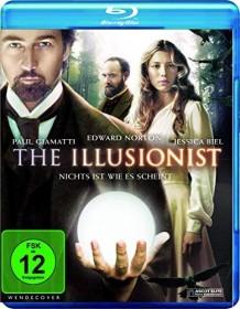 The Illusionist - Nichts ist wie es scheint (Blu-ray)